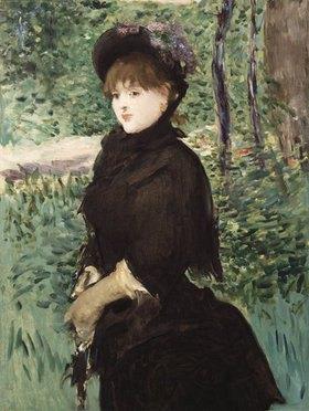 Edouard Manet: Beim Spaziergang