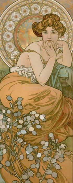 Alfons Mucha: Topas