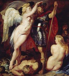 Peter Paul Rubens: Die Krönung des Tugendhelden