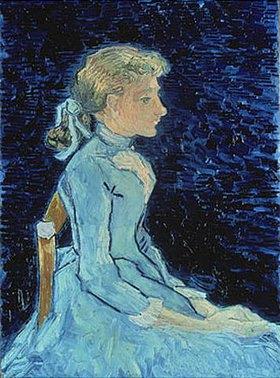 Vincent van Gogh: Bildnis der Adeline Ravoux