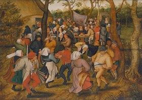 Pieter Brueghel d.J.: Kermesse (Bauernkirmis)