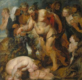 Peter Paul Rubens: Der trunkene Silen