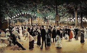 Jean Béraud: Der Ball im Park