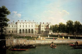 Canaletto (Giov.Antonio Canal): Das Old Somerset House