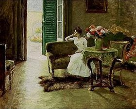William Merrit Chase: Sonntagnachmittag
