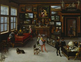 Adriaen van Stalbemt: Die Wissenschaft und die Künste