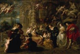 Peter Paul Rubens: Der Liebesgarten