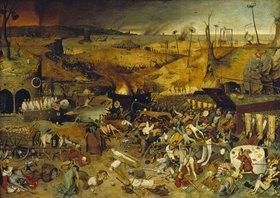 Pieter Brueghel d.Ä.: Der Triumph des Todes