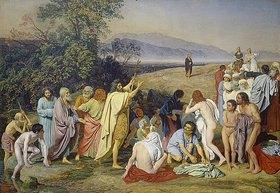 Alexander Iwanow: Erscheinung Christi vor dem Volke