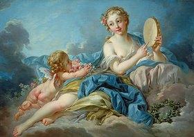 François Boucher: Terpsichore, die Muse der Chorlyrik