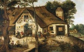 Pieter Brueghel d.J.: Das Wirtshaus St.Michel