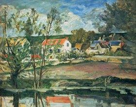 Paul Cézanne: Im Tal der Oise