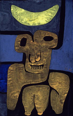 Paul Klee: Luna der Barbaren