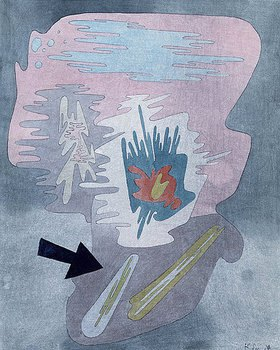 Paul Klee: Stilleben
