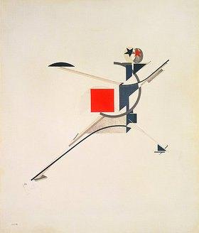 El Lissitzky: Sieg über die Sonne