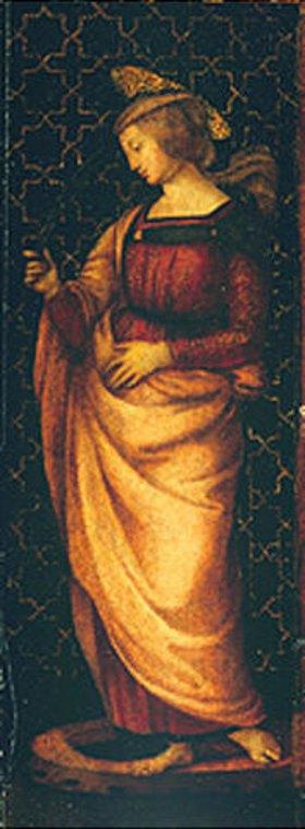 Raffael (Raffaello Sanzio): Die hl.Katharina von Alexandrien