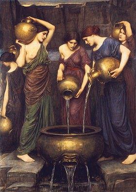 John William Waterhouse: Die Danaiden
