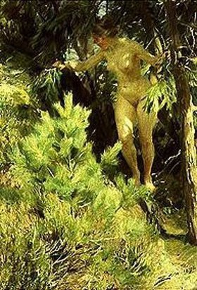 Anders Leonard Zorn: Waldgeist