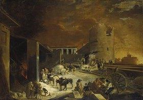 Sebastien Bourdon: Ein römischer Kalkofen