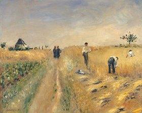 Auguste Renoir: Die Schnitter