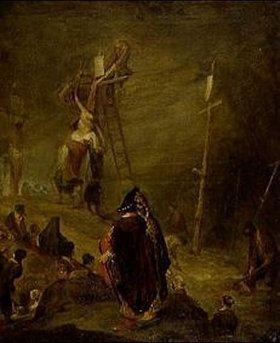 Aert de Gelder: Kreuzabnahme Christi