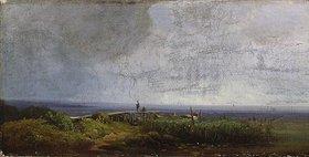Carl Spitzweg: Am Ammersee
