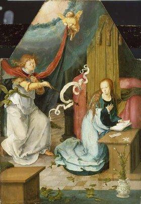 Lucas van Leyden: Verkündigung an Maria