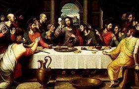 Juan de Juanes: Das letzte Abendmahl