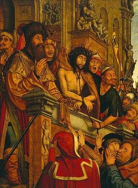 Quinten Massys: Ecce Homo
