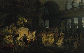 Genrikh Ippolitovich Semiradski: Römische Orgie