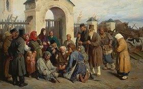 Viktor Michailow Wasnezow: Singende Bettler