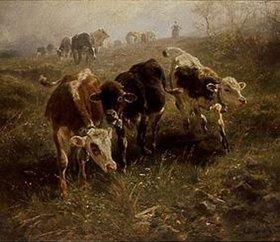 Anton Braith: Die Lieblinge der Bäuerin