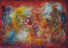 Paul Klee: Wasserpark im Herbst