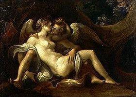 Matthäus Gundelach: Cupido und Psyche