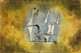 Paul Klee: Ur-Welt-Paar