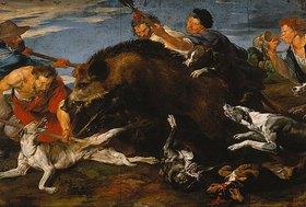 Anthonis van Dyck: Eberjagd