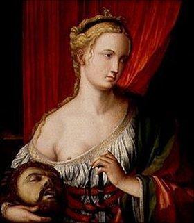 Georg Pencz: Judith mit dem Haupt des Holofernes