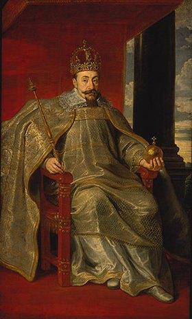 Peter Paul Rubens: König Sigismund von Polen (Vladislaus IV Wasa)