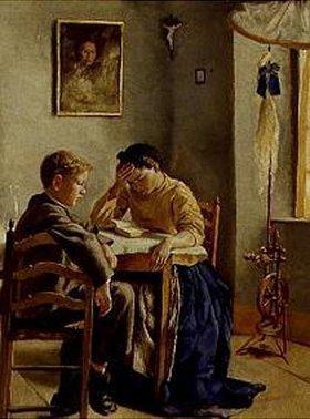 Hans Thoma: Die Geschwister