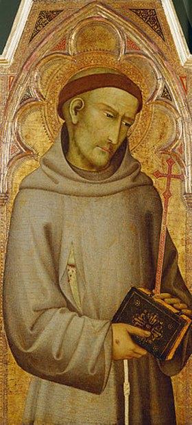 Andrea di Vanni d Andrea: Der hl. Franziskus