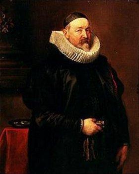 Anthonis van Dyck: Bildnis des Adrian Stevens