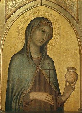 Lippo Memmi: Maria Magdalena