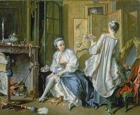 François Boucher: La Toilette