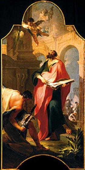 Franz Anton Maulbertsch: Der hl. Paulus