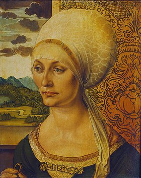 Albrecht Dürer: Bildnis der Elisabeth Tucher