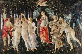 Sandro Botticelli: Der Frühling