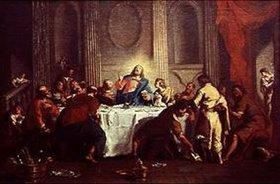 Nicola Grassi: Das letzte Abendmahl