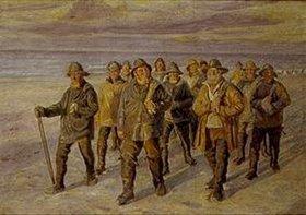 Michael Peter Ancher: Rückkehr der Fischer