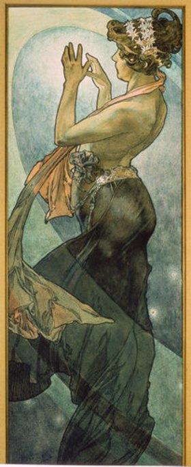 Alfons Mucha: Sterne: Der Polarstern