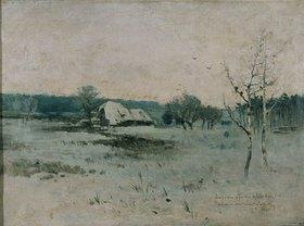Antonin Slavicek: Wintermorgen